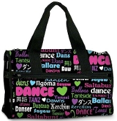 Dance International Duffel