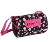 Dots for Dance Duffle