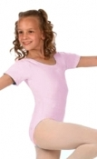 Sansha Basic Short Sleeve Leotard