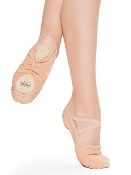 Revolution Dancewear Canvas Ballet Shoe