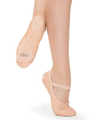 Revolution Dancewear Premium Split-Sole Ballet Shoe