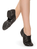 Revolution Dancewear Stretch Slip-On Jazz Shoe