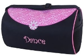 Flower Dance Duffel