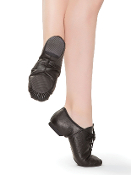 Revolution Dancewear Split-Sole Jazz Shoe
